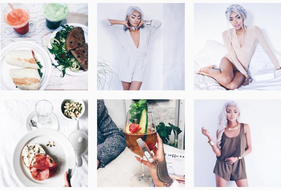 Nyané Lebajoa nyanelebajoa instagram