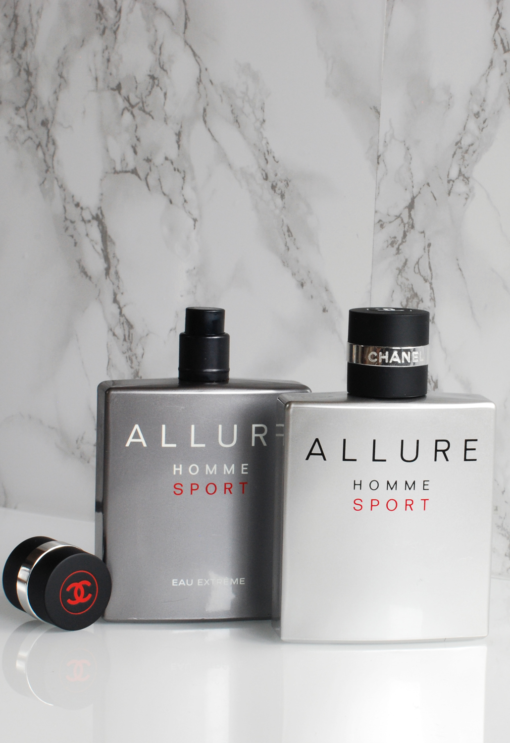 favoriete mannen parfums Chanel allure