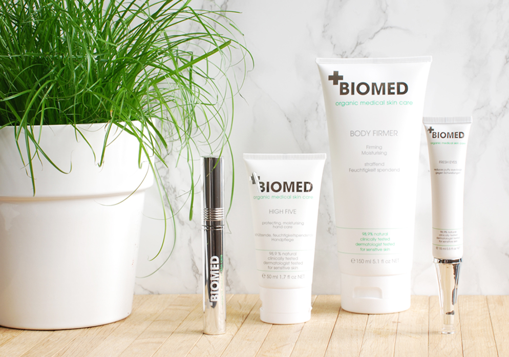 biomed organic medical skin care review body