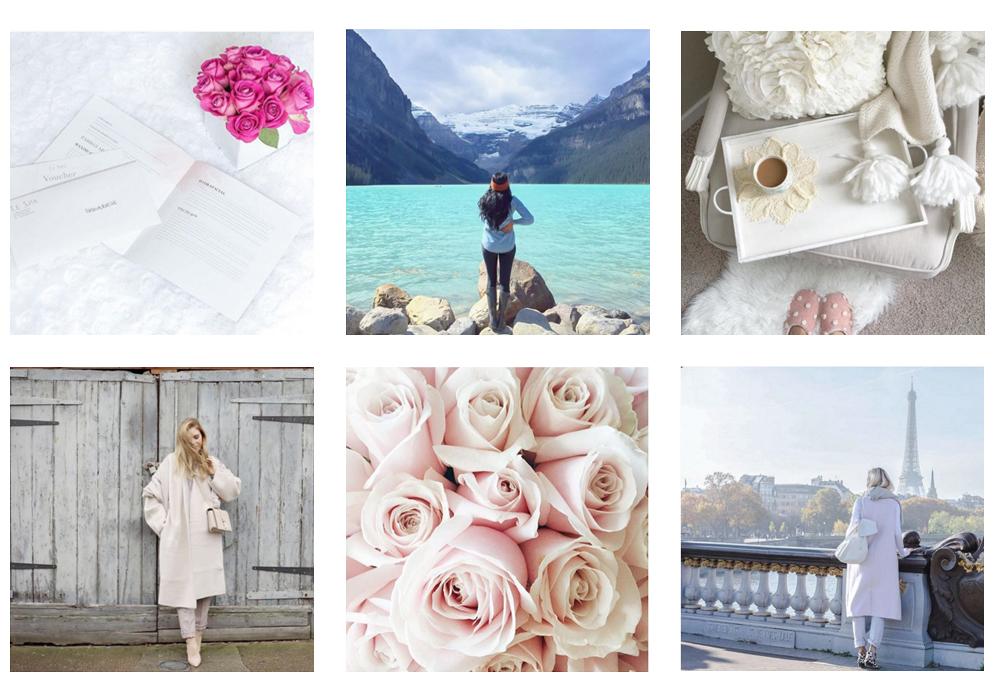 inspirerende instagram accounts die je moet volgen