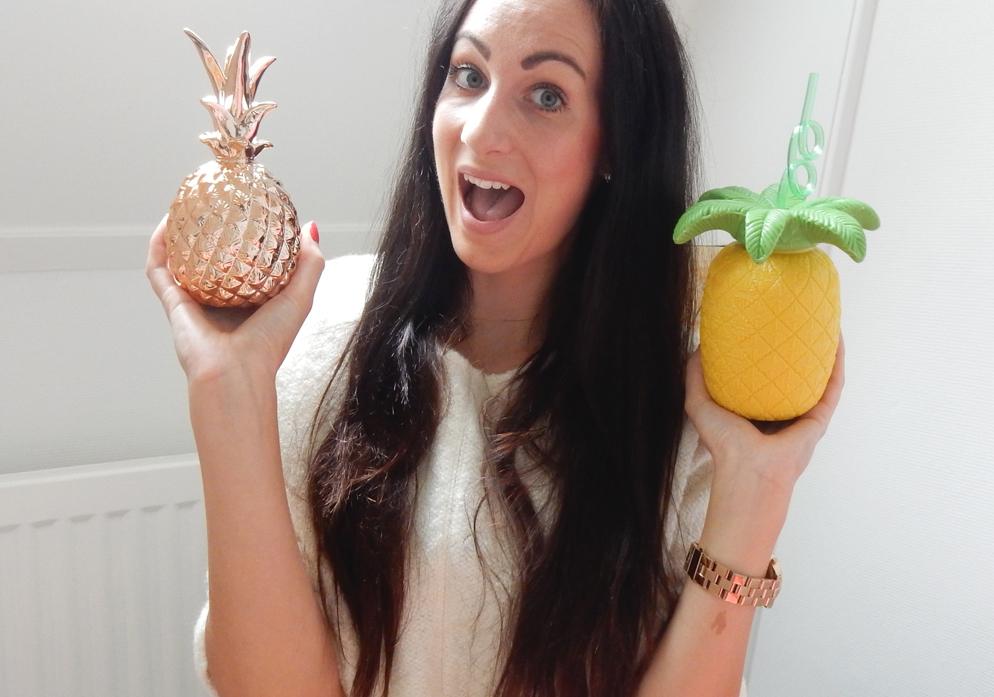 australie shoplog zuid-korea gekregen kerstcadeau's kerst ananas winkelen wat ik in heb gekocht lifestyle by linda