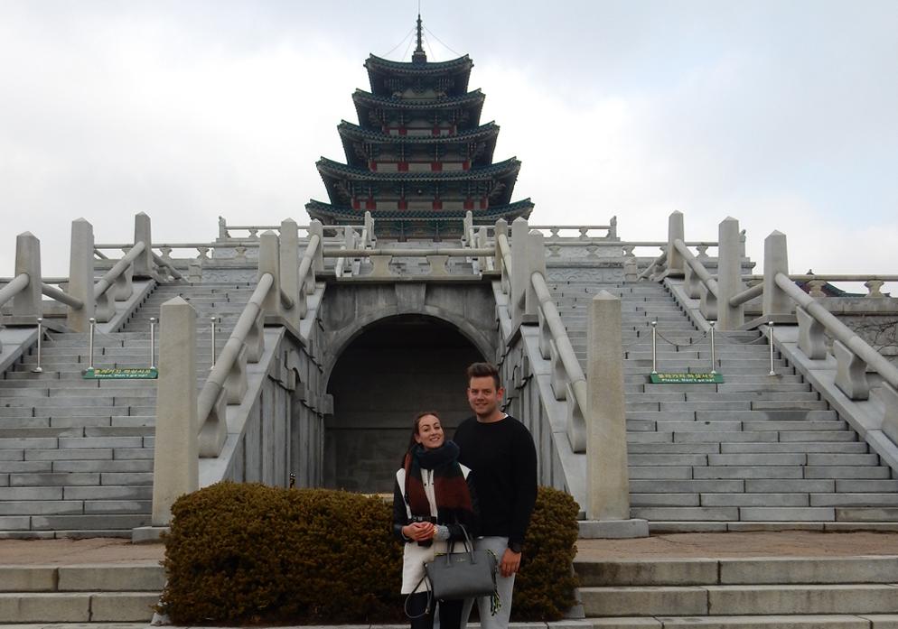 20 uur in zuid-korea travel Seoul vlog reis verslag overstap Incheon international airport South-Korea Korea