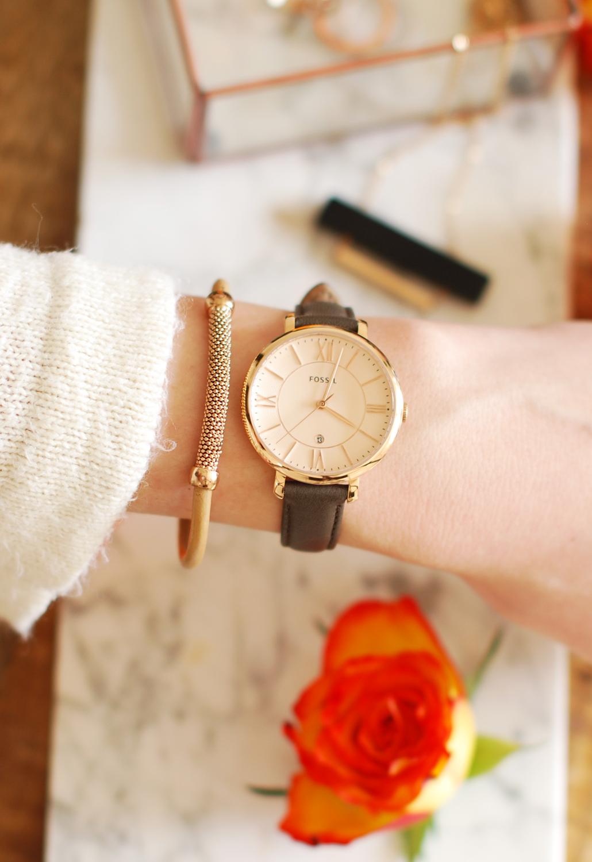 Fossil horloge, lifestyle by linda