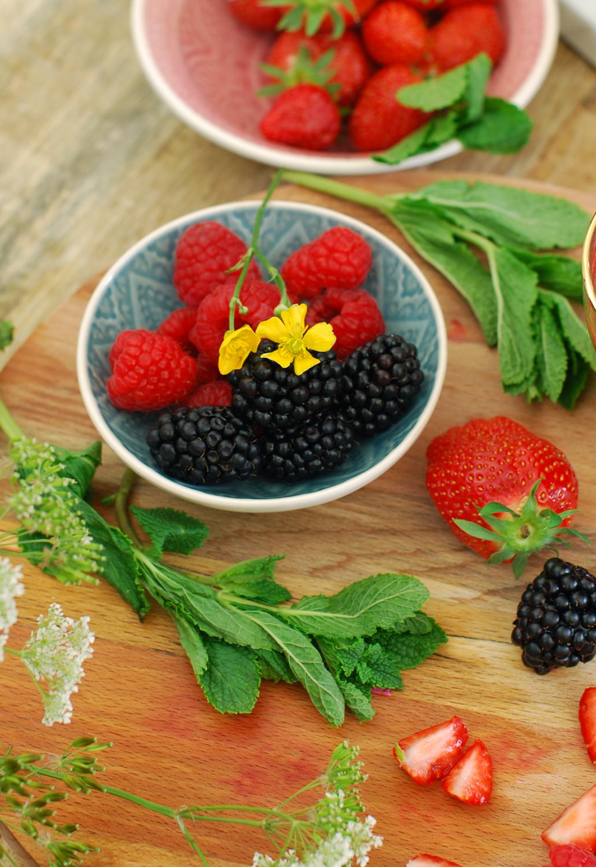 Raket smoothie raketje zomer recept lifestyle by linda fruit zoet