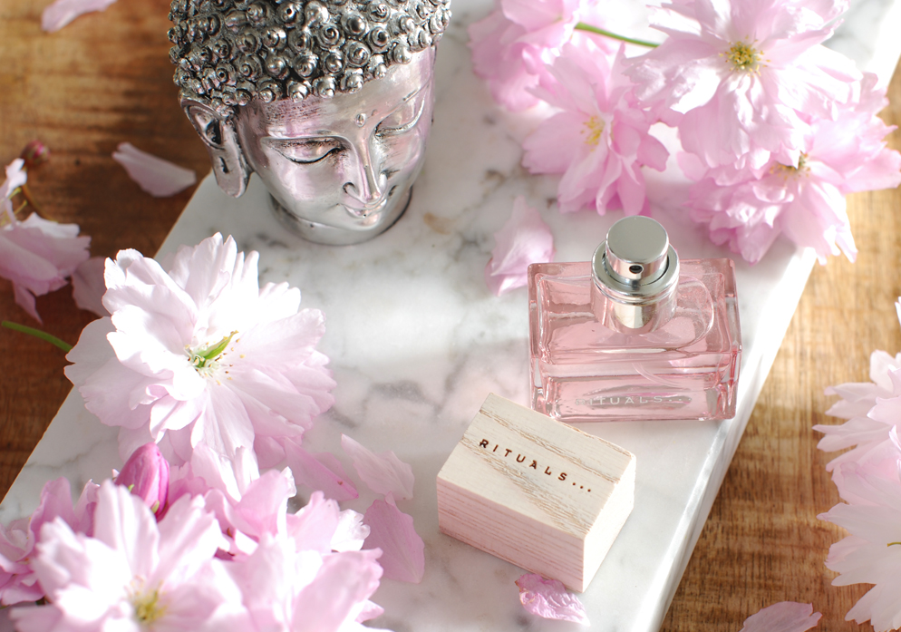 Rituals No. 23 Magnolia & pink pepper eau de parfum