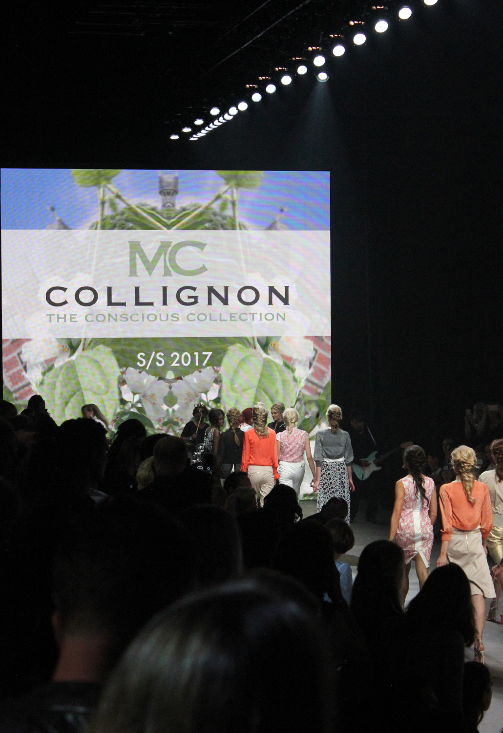 Monique Collignon ss17 show Mercedes-Benz FashionWeek Amsterdam 2016
