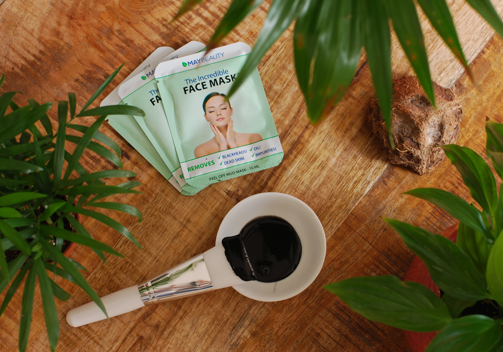 Maybeauty The Incredible Face mask lifestyle by linda