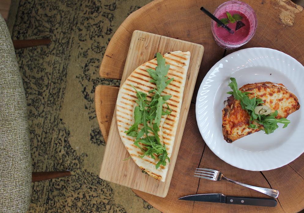 Restaurant Gastrobar Post