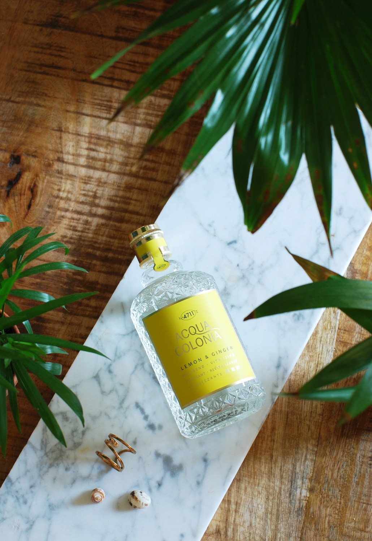 4711 Lemon & Ginger Eau de Cologne