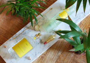 4711 Lemon & Ginger set | Indian Summer Giveaway