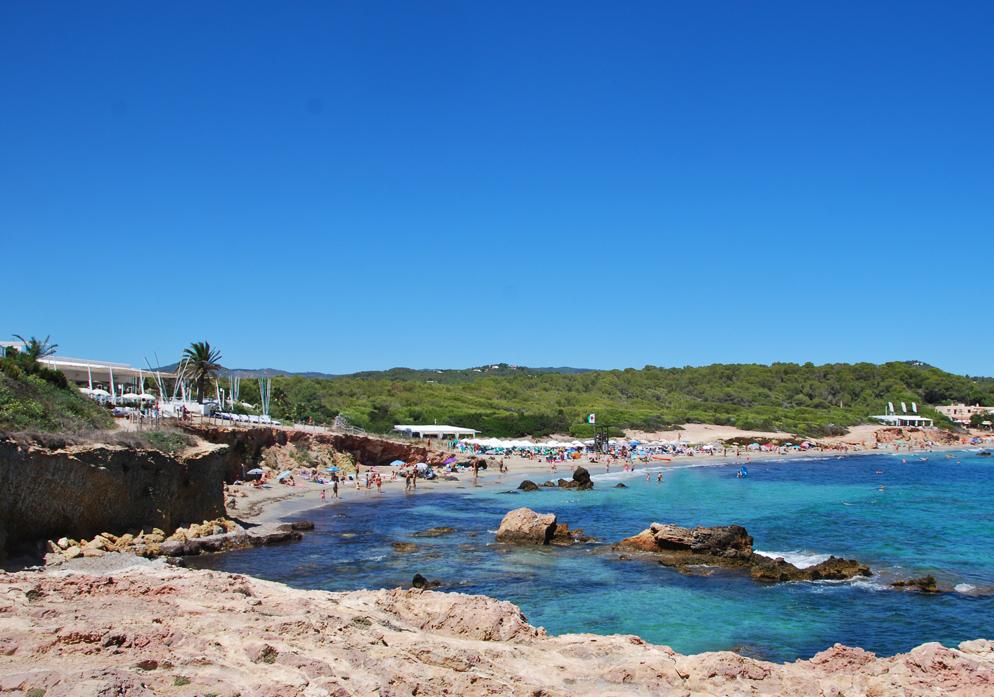 Cala Nova Beach Ibiza