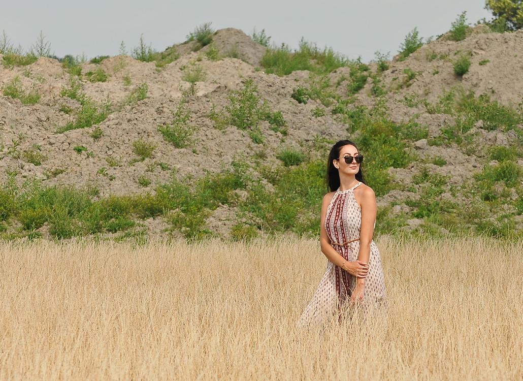 indian summer OOTD fashion bohemian boho