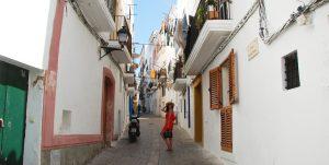Dalt Vila – Ibiza