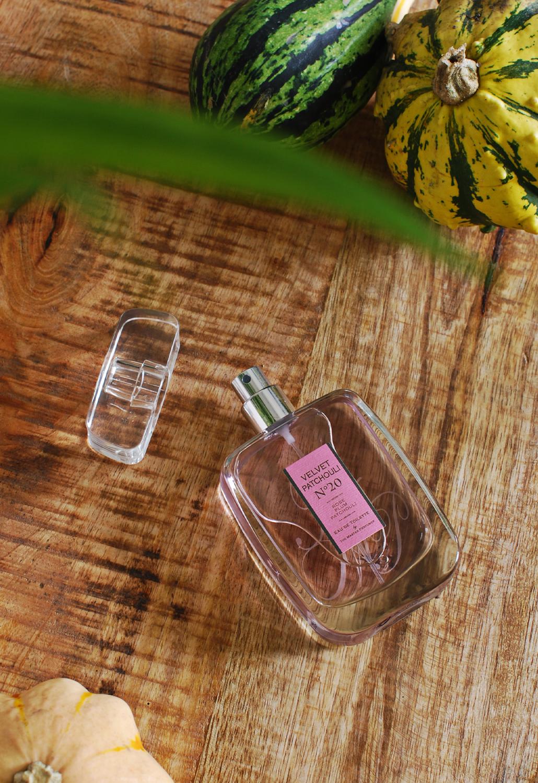 The master perfumer Velvet Patchouli