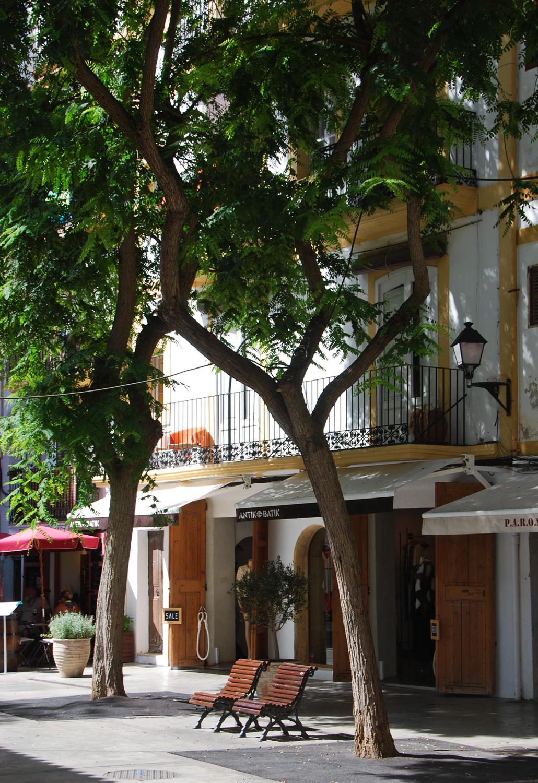 Ibiza stad Eivissa