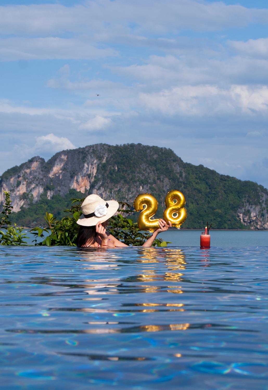 Koh Yao Yai Thailand Birthday in Paradise