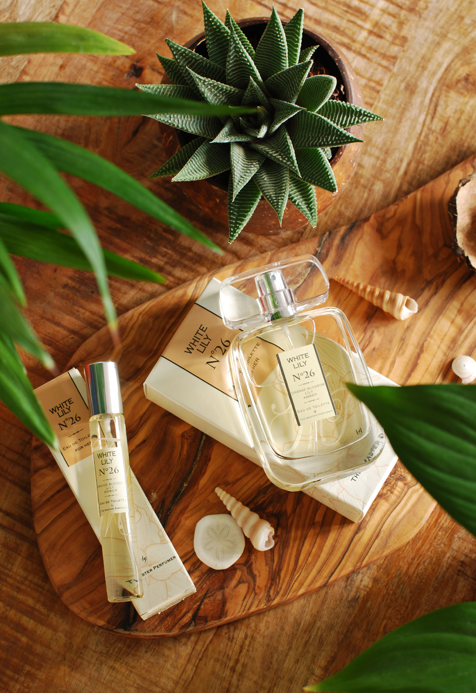 The Master Perfumer White Lily N26