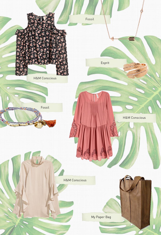 Bohemian Fashion Wishlist