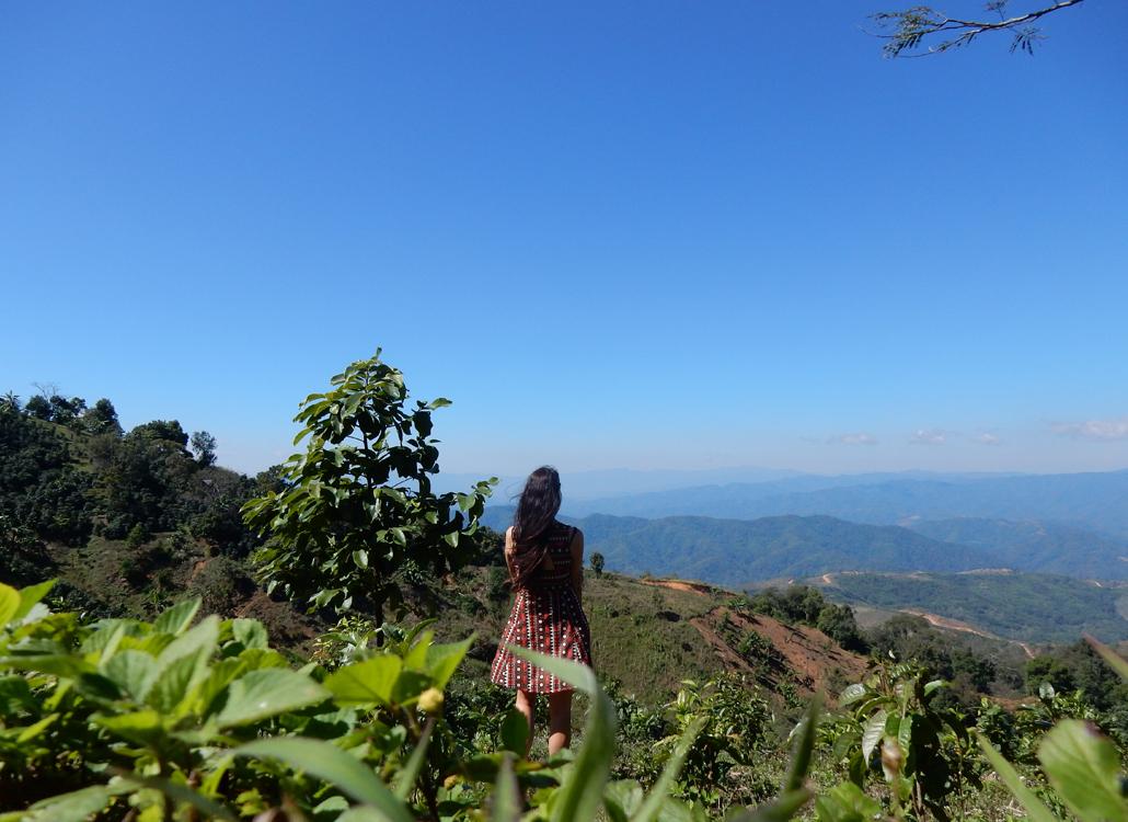 Myanmar Border Birma Thailand