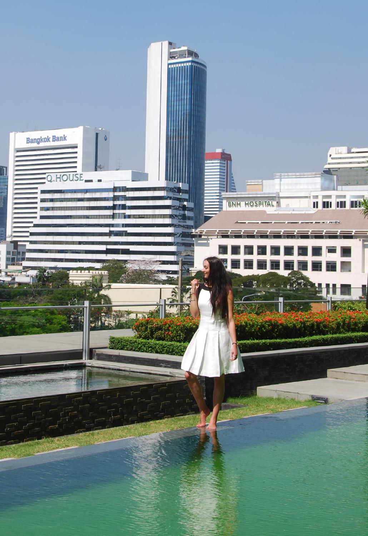 MC Monique Collignon The Conscious collection SS17 OOTD Bangkok Beyond Bollywood What I Wore in Bangkok
