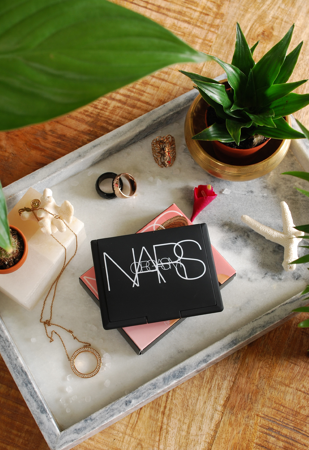 NARS Orgasm blush review limited edition