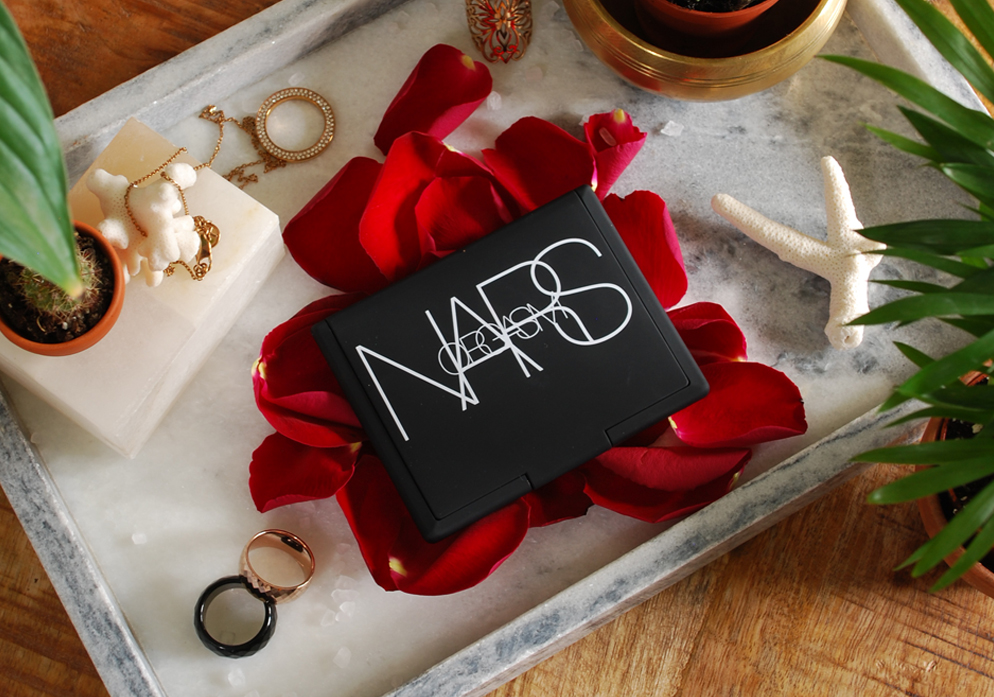 NARS Orgasm blush review