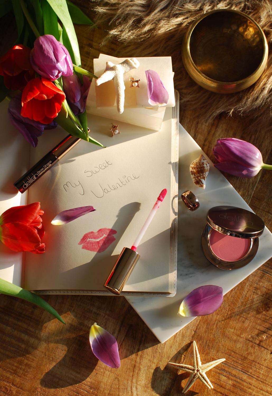 delilah cosmetics review cruelty free beauty valentijn valentine