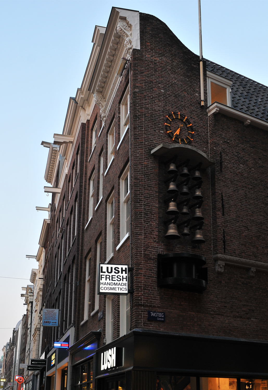 lush Flagship store Kalverstraat opening