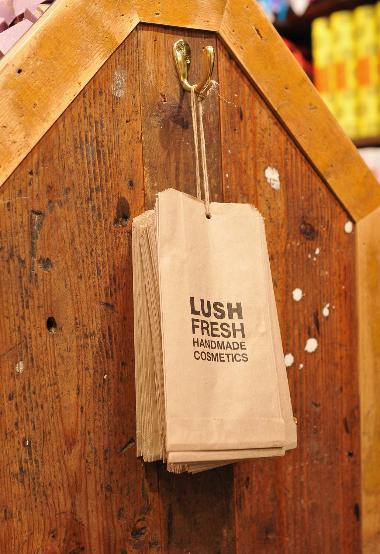 lush Kalverstraat opening