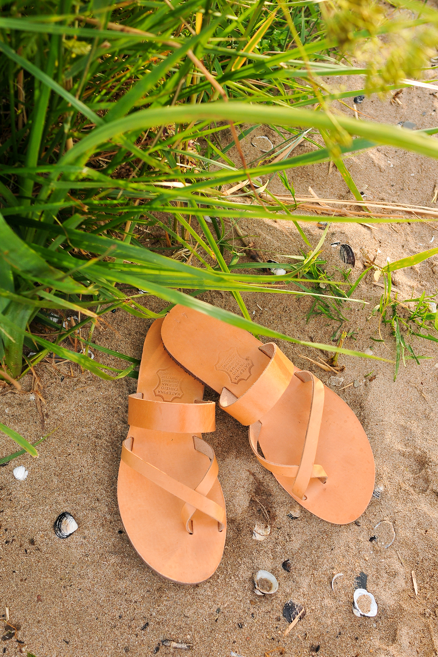 new sandals Parga My Fair Fashion Journey