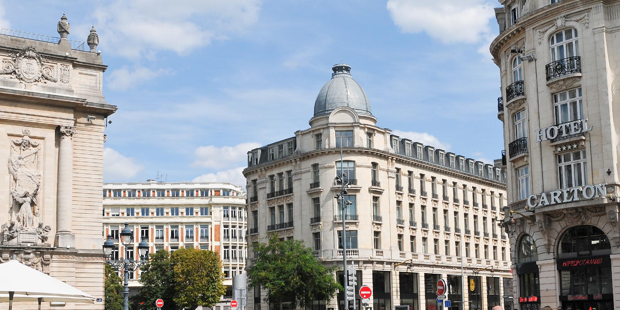 Lille Diaries Dag 1 Frankrijk