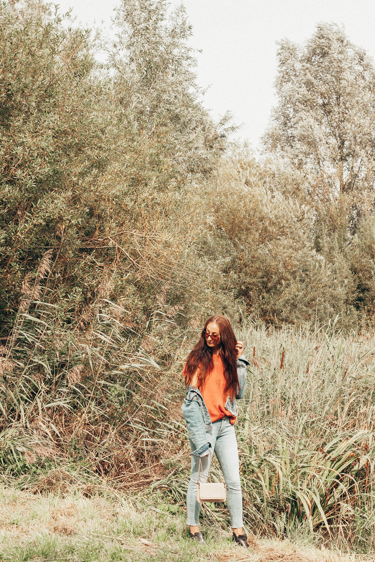 OOTD Fall is here autumn outfit lifestyle by linda