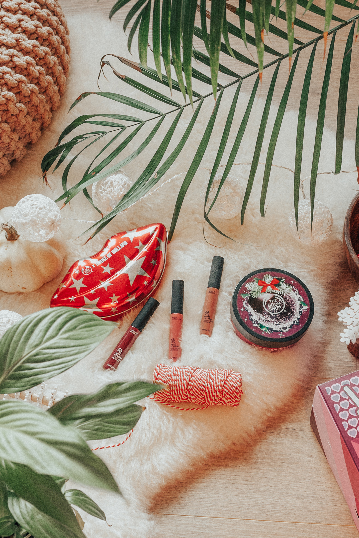 The Body Shop Kerst Cadeaus House of Holland