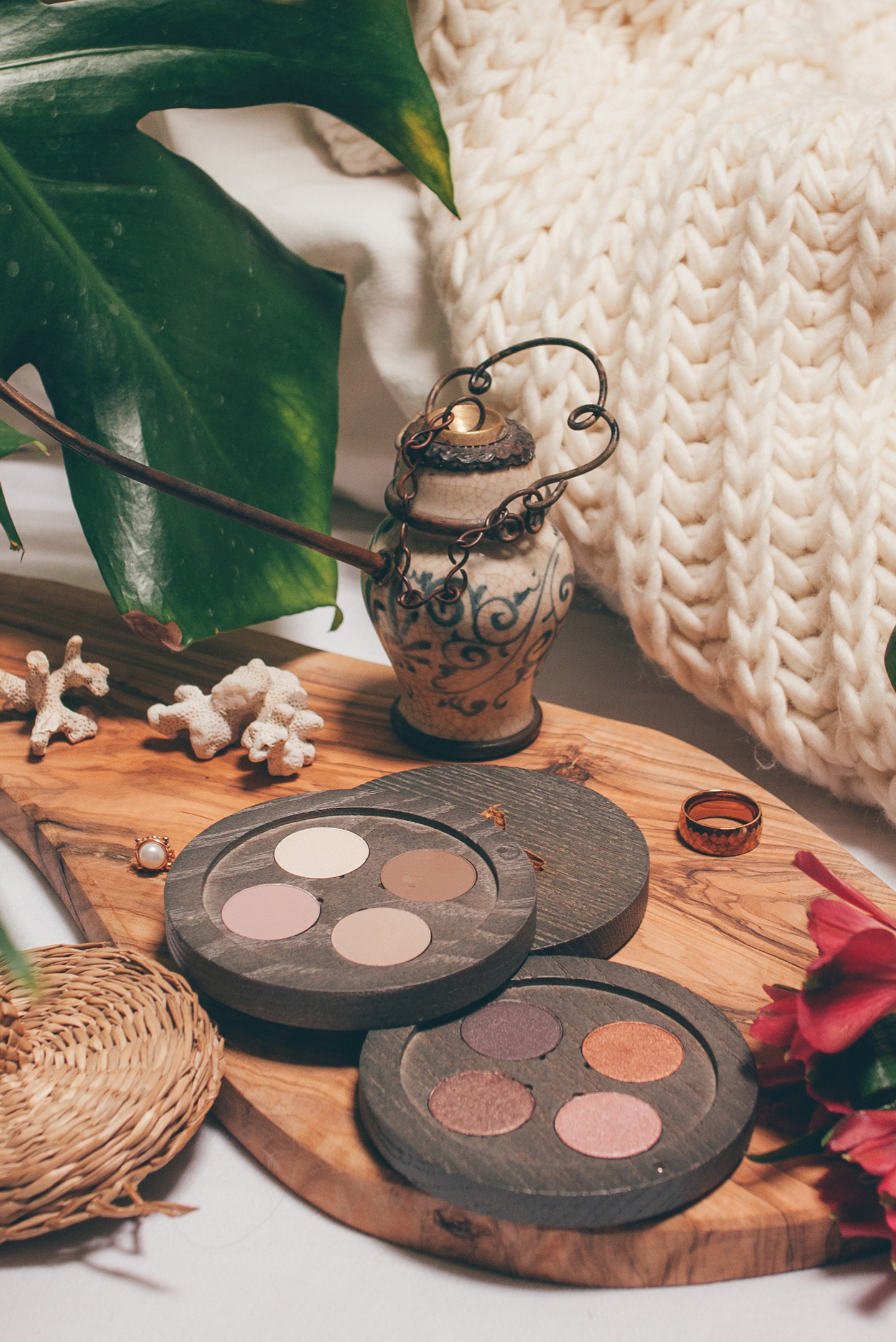 Boho Green Make-up cosmetics review