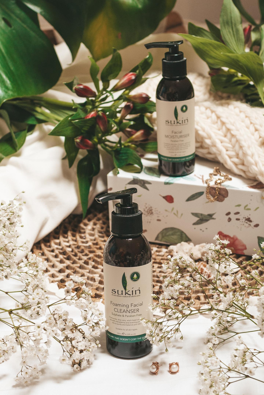 Sukin Basislijn review vegan skincare huidverzorging