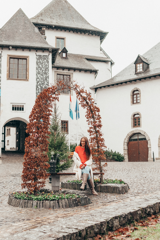 luxemburgse ardennen Clervaux Castle