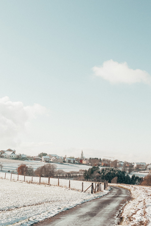 luxemburgse ardennen sneeuw