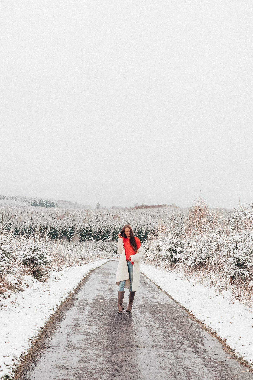 Winterse taferelen in de Luxemburgse Ardennen