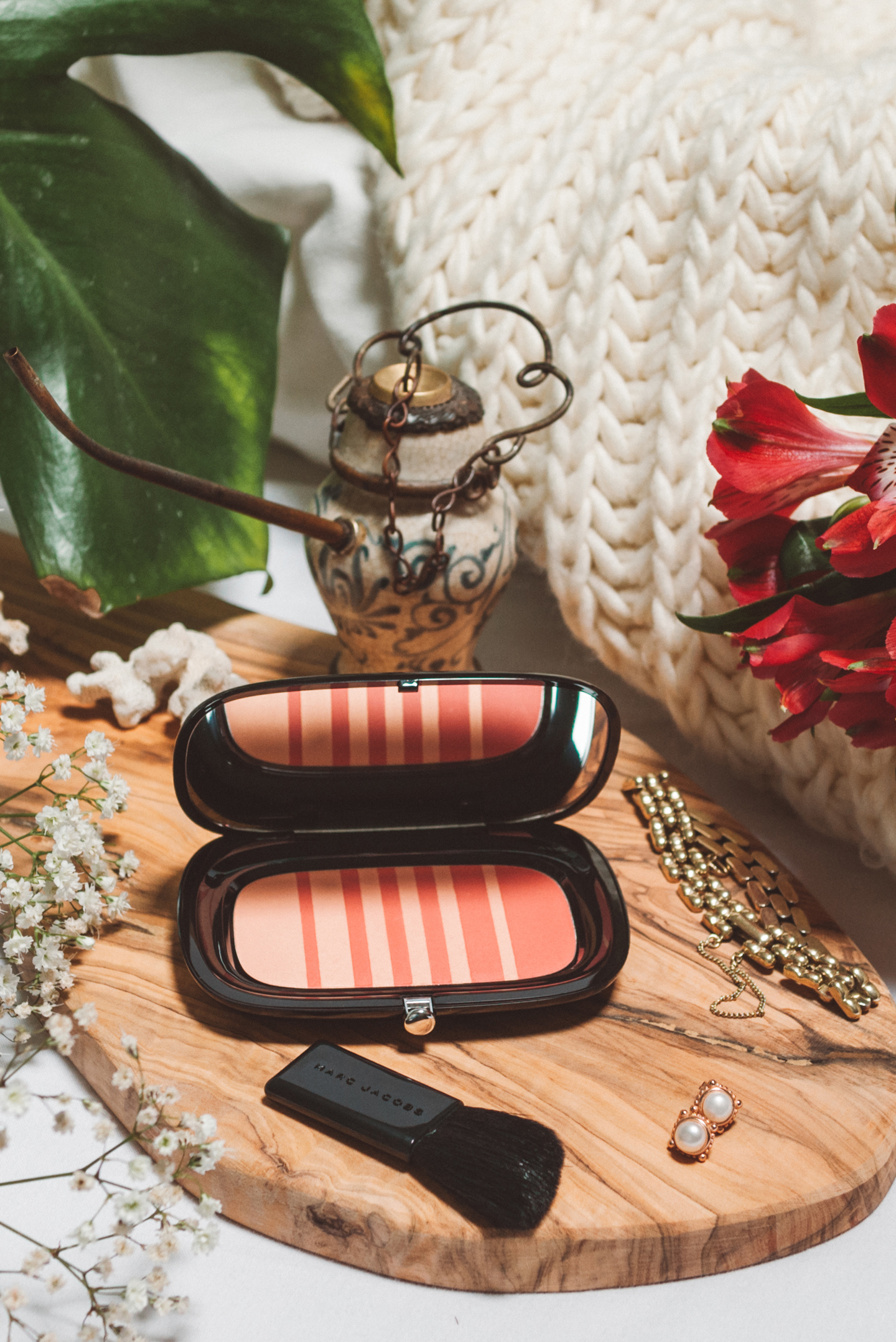 Air Blush Soft Glow Duo Marc Jacobs 502 Lines & last night