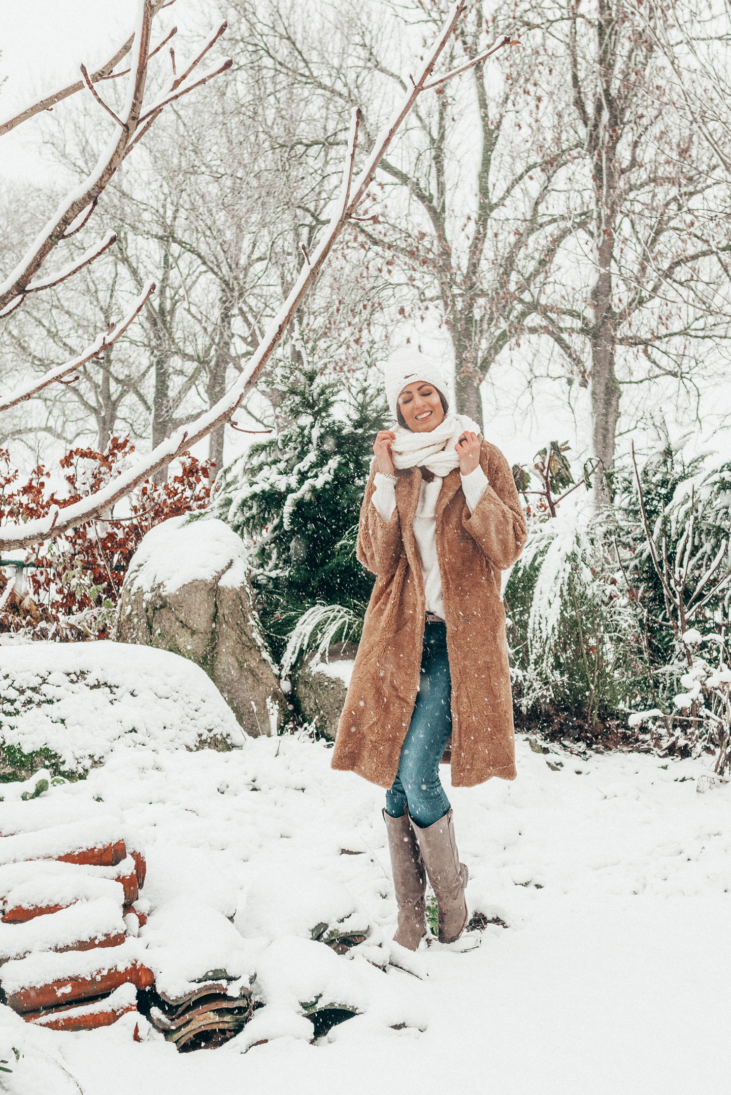 Sneeuw Outfit, winter OOTD