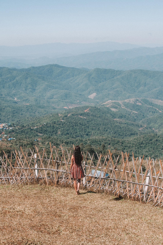 Chiang Rai Thailand border Myanmar Birma