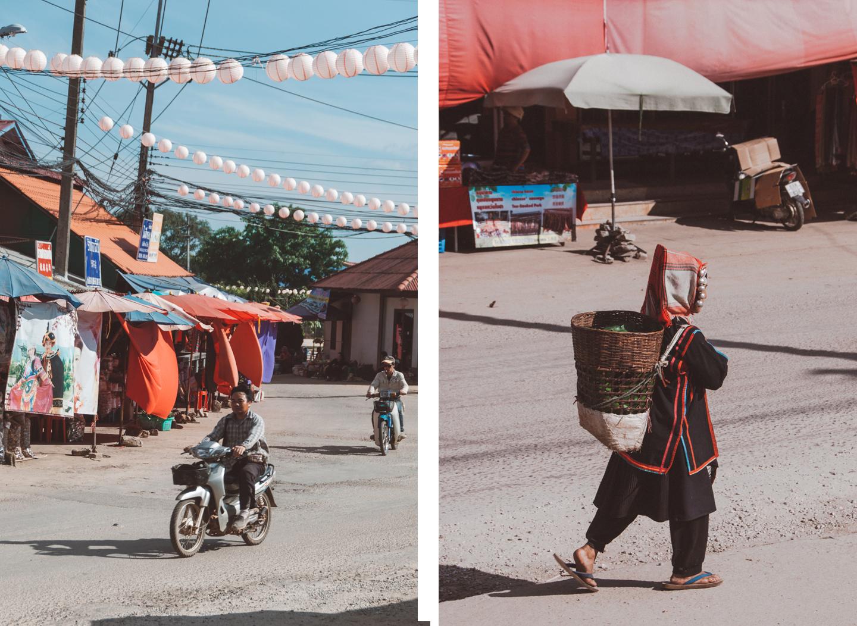Chiang Rai Thailand Doi Mae Salong