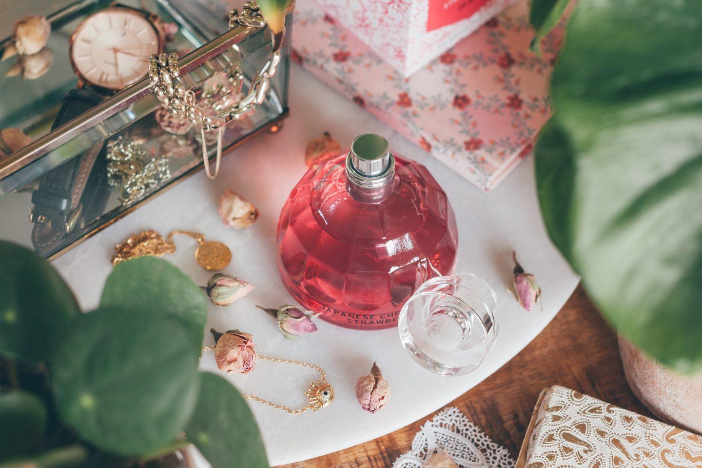 Japanese Cherry Blossom Strawberry Kiss Eau de Toilette