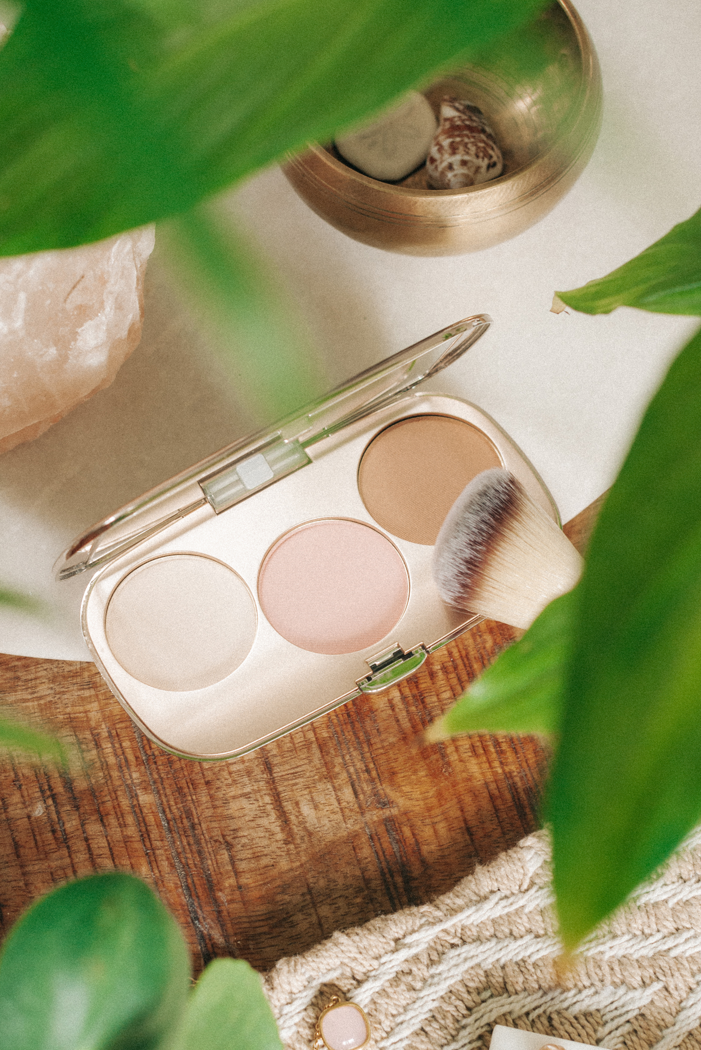 jane iredale Great Shape Contour Kit Blending/Contouring brush