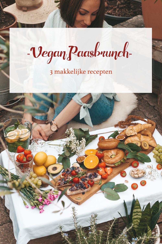 vegan paasbrunch brunch pasen feestdag recept