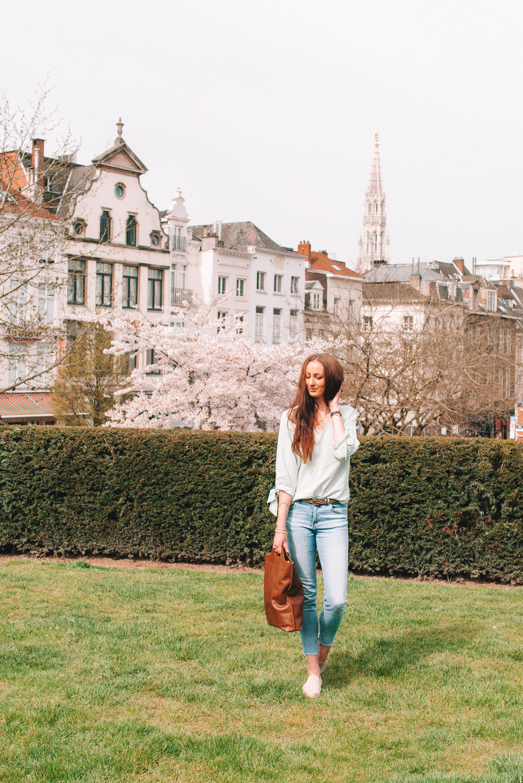 Brussel bloesem Brussels Blossom