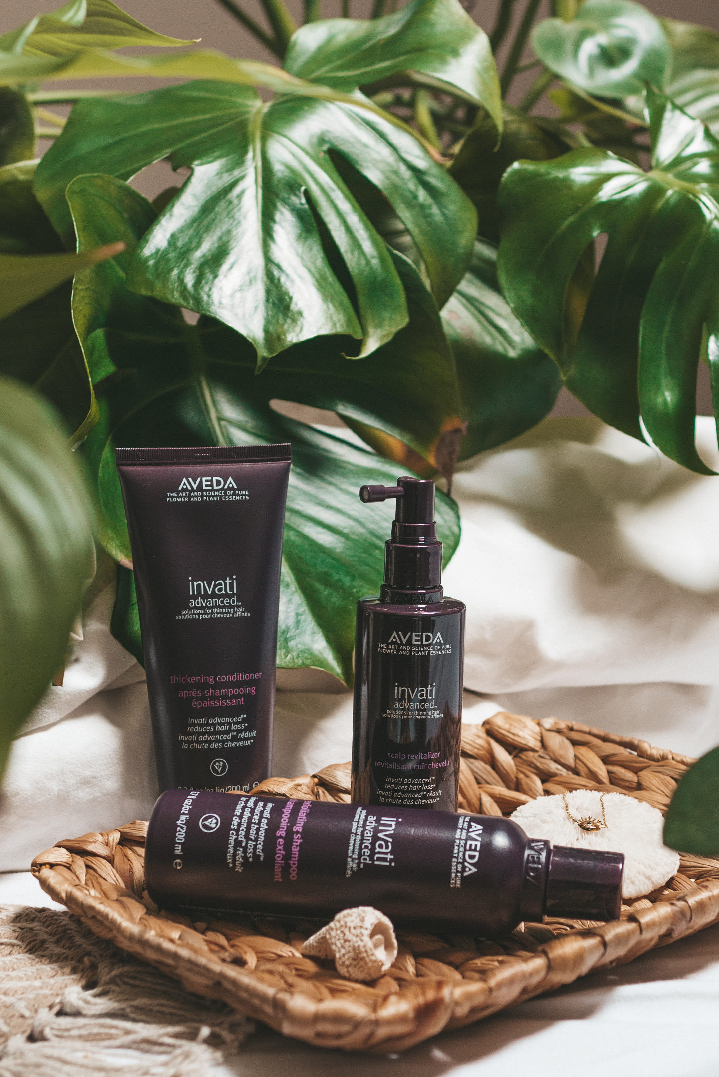 Invati Advanced Aveda