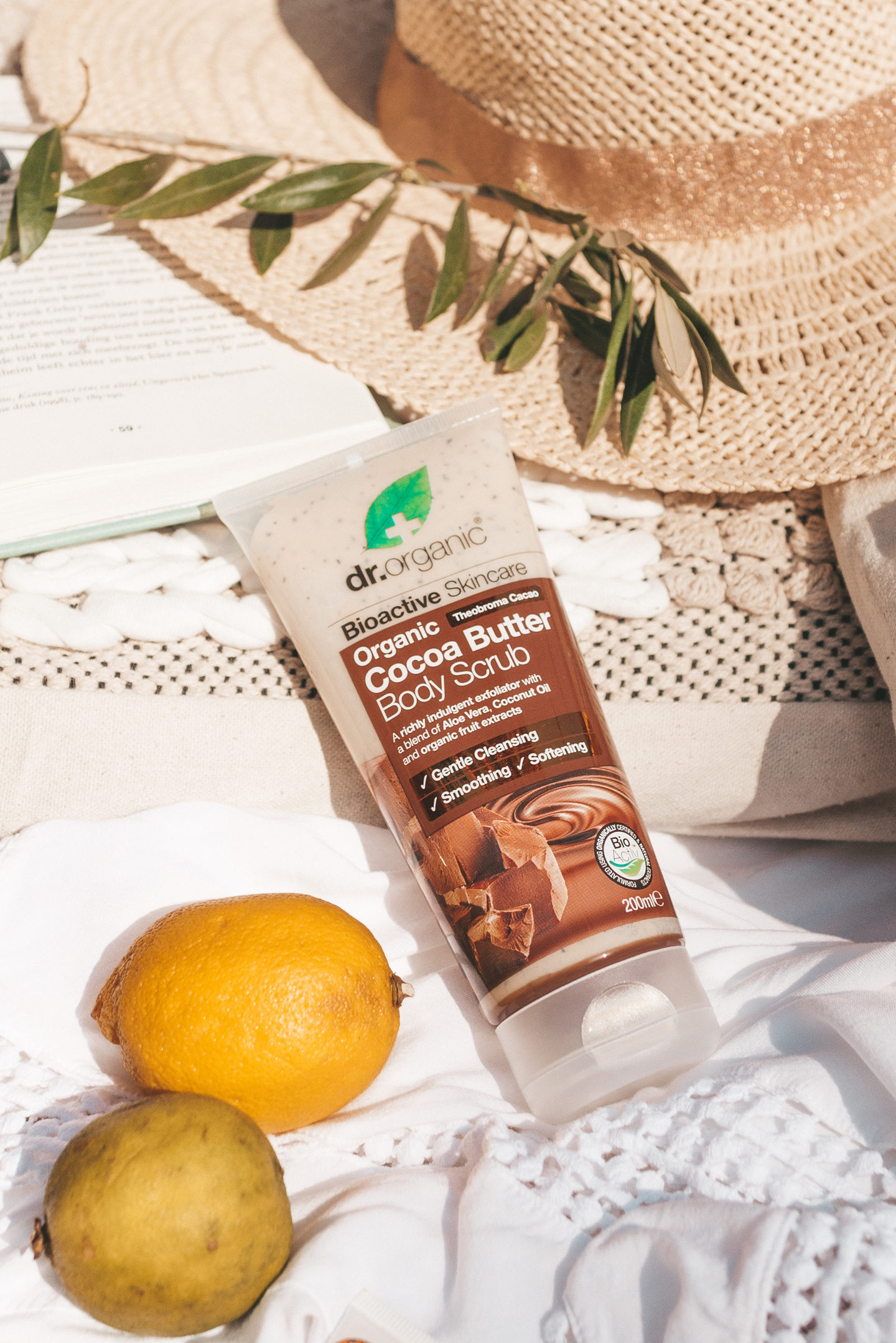 Dr. Organic Cocoa Butter vegan