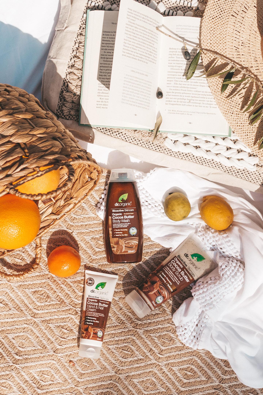 Dr. Organic Cocoa Butter vegan