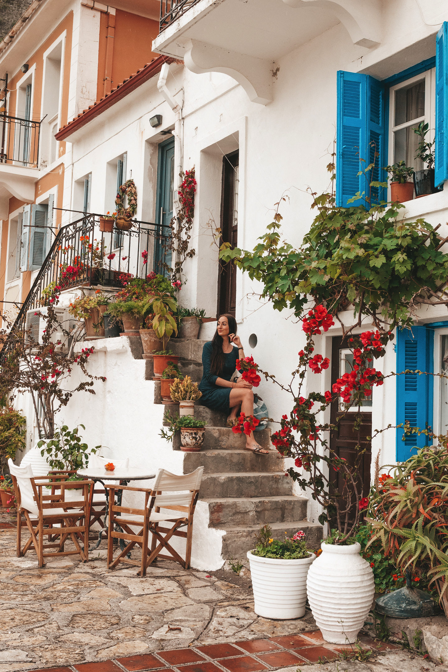 Places to eat in Parga hotspots